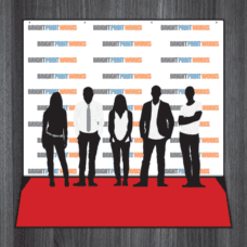 Backdrop Stand and Banner Printing at Bright Print Work