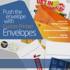 Bright Print Works Envelopes