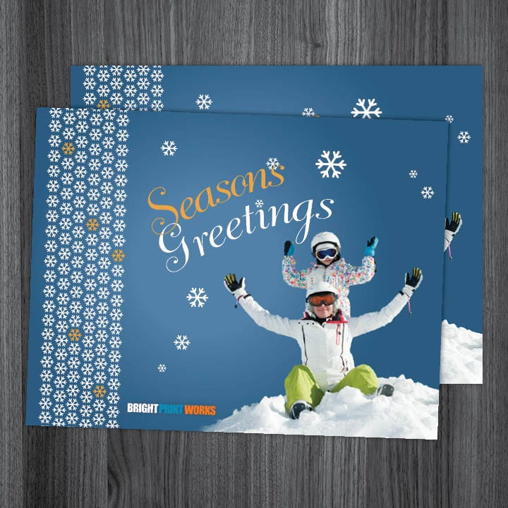 Greeting Cards Bright Print Works