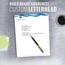 Bright Print Works Letterhead