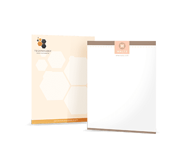 Letterhead Bright Print Works