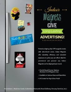 Magnets - Bright Print Works