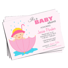 Announcement Cards at Bright Print Works