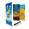 Retractable Banners at Bright Print Works