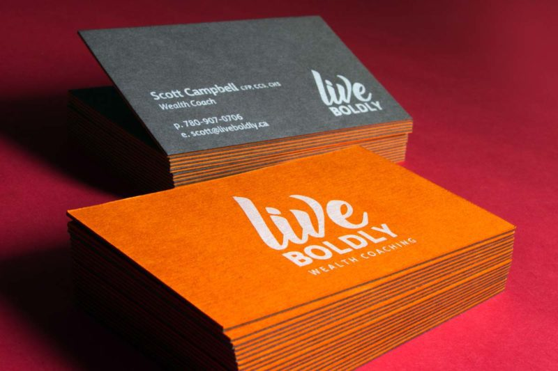 Matte Business Cards - Bright Print Works