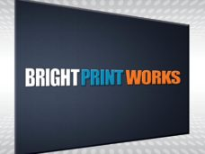 Bright Print Works Sintra PVC Signage
