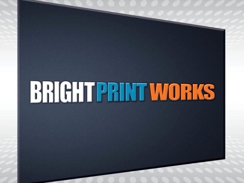 Bright Print Works Sintra PVC Signage