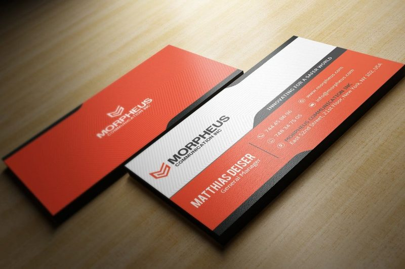 UV Gloss Business Cards - Bright Print Works