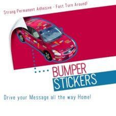 Bright Print Works Bumper Stickers 2