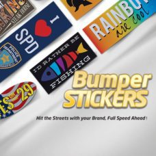 Bright Print Works Bumper Stickers