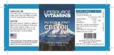 Bright Print Works Label - CBD OIL