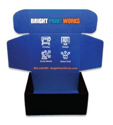 Custom Mailing Box Bright Print Works